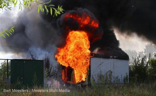 Brand Vlijmen 11