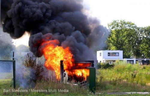 Brand Vlijmen 9