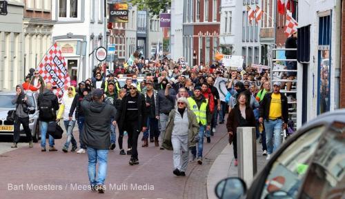 Demonstratie Den Bosch 05
