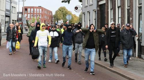 Demonstratie Den Bosch 08