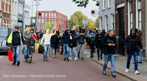 Demonstratie Den Bosch 09