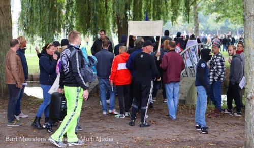 Demonstratie Den Bosch 14