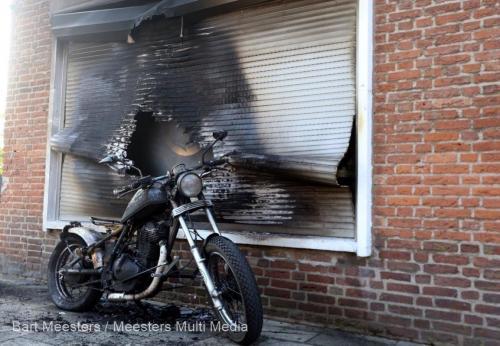 Motorbrand Cypresstraat Den Bosch 6