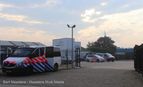 Politieactie Bulkseweg Kerkdriel 1