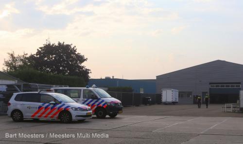 Politieactie Bulkseweg Kerkdriel 5
