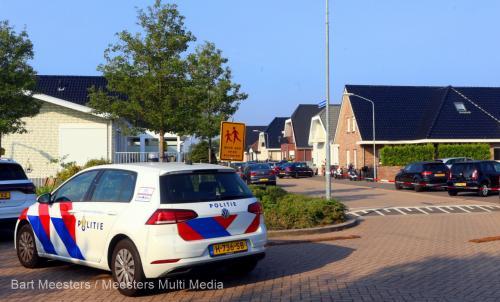 Politieactie Sleutelbloemstraat Den Bosch 3